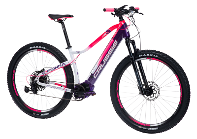 CRUSSIS e-bikes for Women